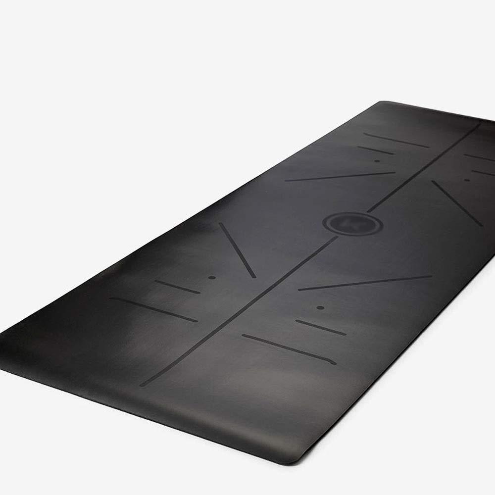 Amazon.com : YXGYJD Yoga Fitness Mat - Pilates Pad - Rebound, Non-Slip, Tear Resistant, Tasteless, Versatile - 183x 61cm - Yoga, sit-ups, Stretching, ...