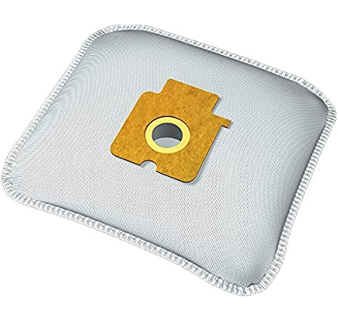 10 bolsas para aspiradoras Panasonic MC de CG 460... 489, MC de S 60... 69, 650... 659, 70... 79 Serie, 7101, 7103, 7113, 7301... 7305, 735... 759 Serie | de McFilter: Amazon.es: Hogar