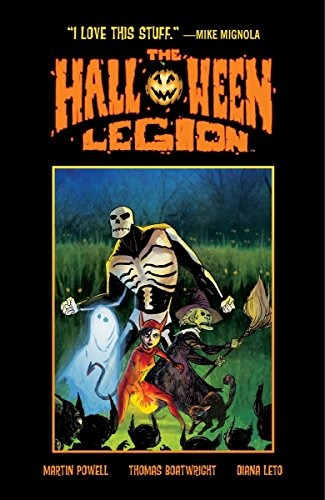 The Halloween Legion: The Great Goblin Invasion by Dark Horse