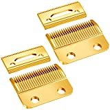 2 Sets Adjustable Clippers Blades, 2 Hole Hair