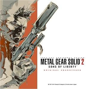 Metal Gear Solid 2  Sons Of Li