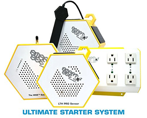 SmartBee - Ultimate Starter System - grow room temperature