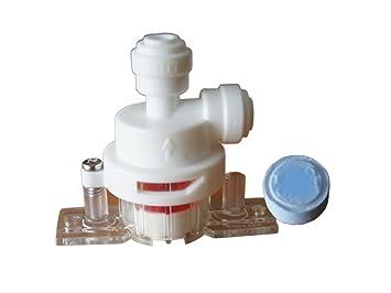 Side By Side Kühlschrank Wasseranschluss Verlängern : Gorenje nrs cxb side by side
