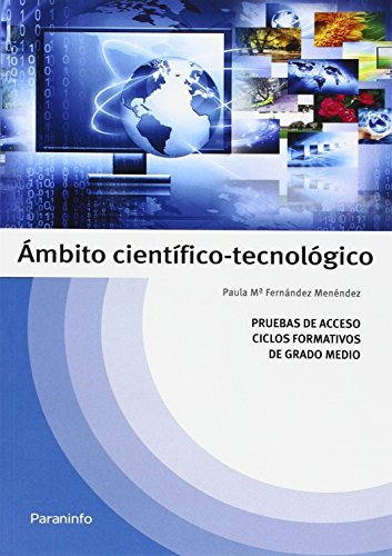Descargar Libro Ámbito Científico Tecnológico. Pruebas De Acceso A Ciclos Formativos De Grado Medio Paula FernÁndez MenÉndez