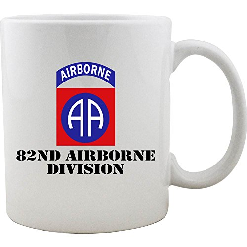 Army Airborne Division 11oz Coffee