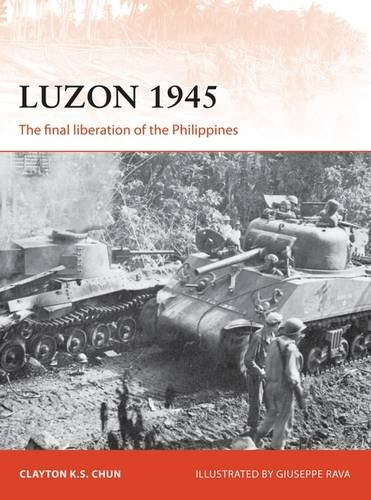 Luzon 1945: The final liberation of the Philippines (Campaign)