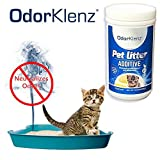 Odorklenz Pet Litter Additive, Odor Neutralizer, Made in USA