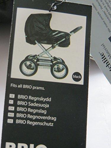 Brio cubierta impermeable para todos los Brio para cochecito de bebé