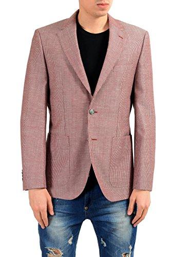 Linen Silk Coat - Hugo Boss Janson6