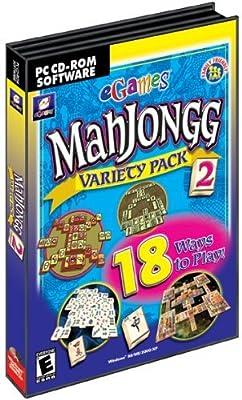 Mahjongg Variety Pack 2 (PC CD): Amazon.es: Videojuegos