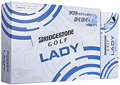 BRIDGESTONE GOLF LADY white