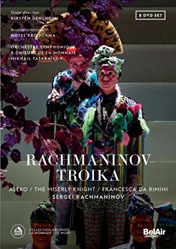 Opéras de Rachmaninov 51Ep3f5A-CL