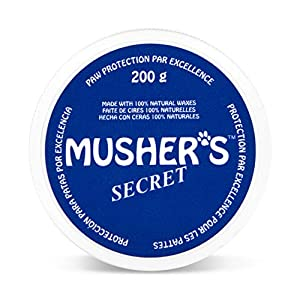 Musher's Secret Pet Paw Protection Wax (200 g)