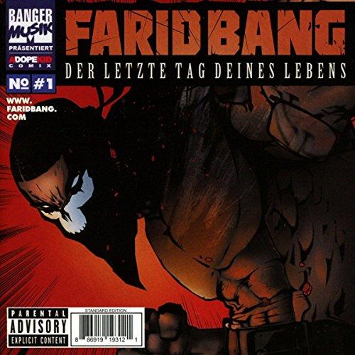 Farid Bang: Der Letzte Tag Deines Lebens (Audio CD)