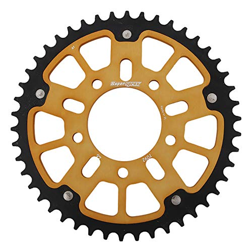 SuperSprox RST-7092-46-GLD Gold Stealth Sprocket