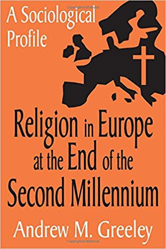 Religion in europe at the end of the second millenium a religion in europe at the end of the second millenium a sociological profile 1st edition edition fandeluxe Image collections