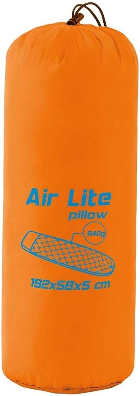 Ferrino Air Lite Pillow Materassino Gonfiabile 192x58x5 cm Arancio