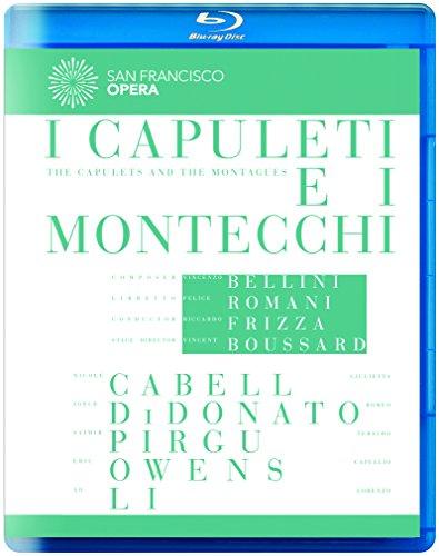 Nicole Cabell - I Capuleti E I Montecchi (Blu-ray)
