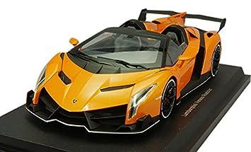 kyosho 118 scale ousia lamborghini veneno roadster car with line