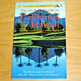 A Golfer's Guide to California and Hawaii, Brett Borton, 0671743341