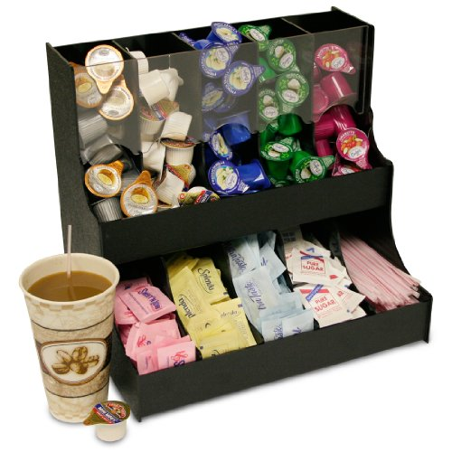 Condiment Organizer with 5 Gravity Compartments & 5 Regular Compartments. Only 12 1/2