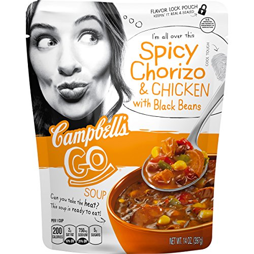 campbells-go-soup-spicy-chorizo-chicken-with-black-beans-14-ounce-pack-of-8