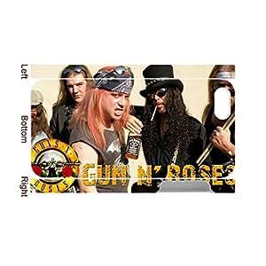 Generic Smart Design Phone Cases For Girly Custom Design With Guns N Roses For Iphone 5 5S Full Body Choose Design 1-1
