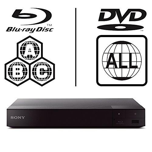 SONY BDP-S6700 2K/4K Lecteur Multi Zone Region Code Free Blu Ray 2D/3D -...