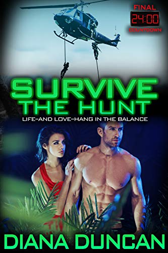 Survive the Hunt (24 Hours - Final Countdown Book ()