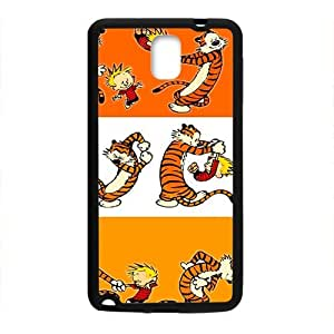 Happy Calvin and tigger Cell Phone Case for Samsung Galaxy Note3