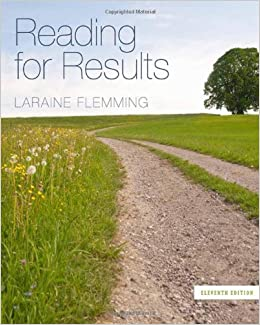 Book Reading for Results (Available Titles Aplia) by Laraine E. Flemming (2010-01-13)