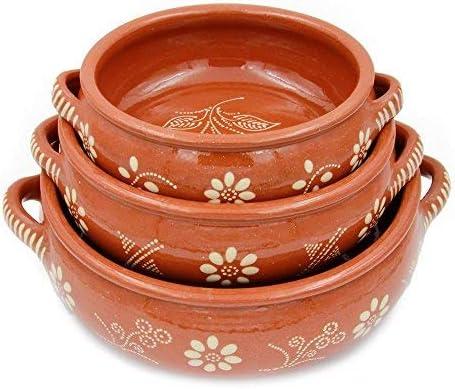Amazon.com: Cazuela tradicional portuguesa pintada a mano de ...