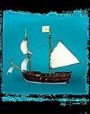 Blood & Plunder - Ships & Ship Accessories 28mm Brigantine