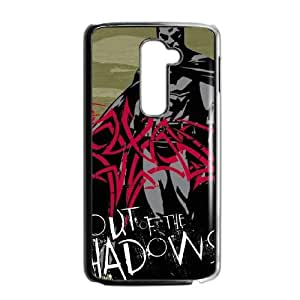 Batman Out of the Shadows LG G2 Cell Phone Case Black DIY GIFT pp001_8225134