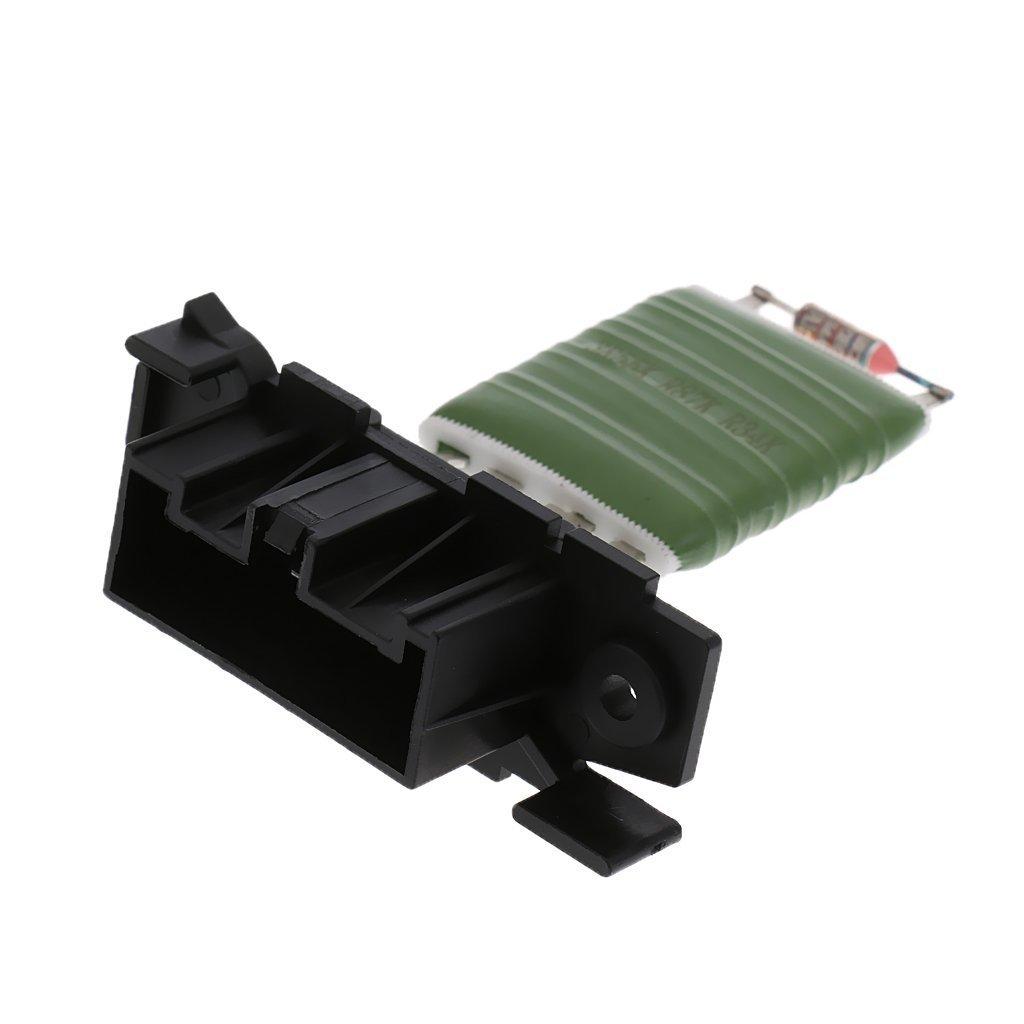 Resistencia para motor de calefacci/ón por ventilaci/ón 13248240/MA957/6845796/55702407 de Saite Garage