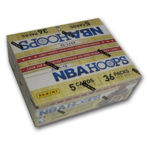 NBA 2011/12 Panini Hoops Retail, Pack of 36 by Panini by Panini