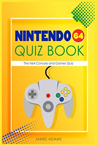 Price comparison product image Nintendo 64 Quiz Book: The N64 Console and Games Quiz