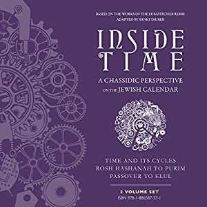 Inside Time 3 Volume Set Audiobook