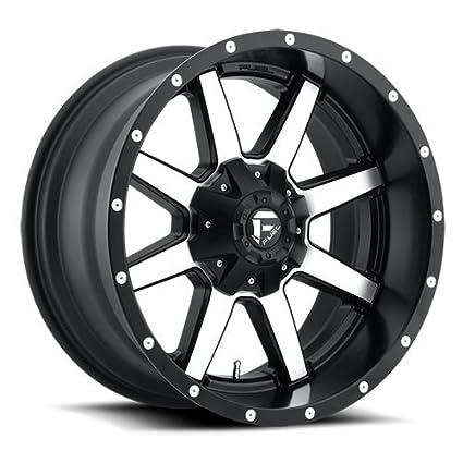 Fuel Wheels 20x9 >> Amazon Com Fuel Offroad Wheels D537 20x9 Maverick 8x6 5 Mb5