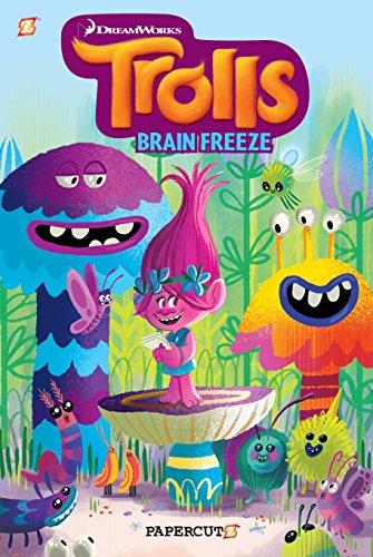 Trolls Graphic Novels #5: