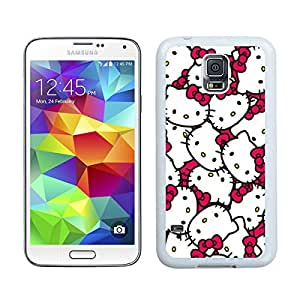 Beautiful Designed Case With Hello Kitty 58 White For Samsung Galaxy S5 I9600 G900a G900v G900p G900t G900w Phone Case
