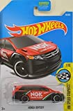 hot wheels mini van - Hot Wheels 2017 HW Speed Graphics Honda Odyssey 58/365, Red