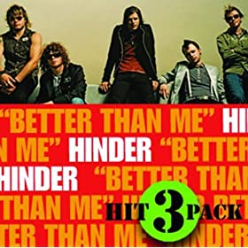 Lips of an angel hinder album