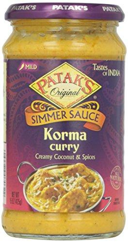 Patak's Korma Sauce, 15 oz