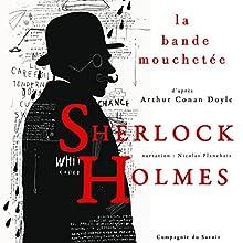 La bande mouchetée (Les enquêtes de Sherlock Holmes et du Dr Watson) | Livre audio Auteur(s) : Arthur Conan Doyle Narrateur(s) : Nicolas Planchais