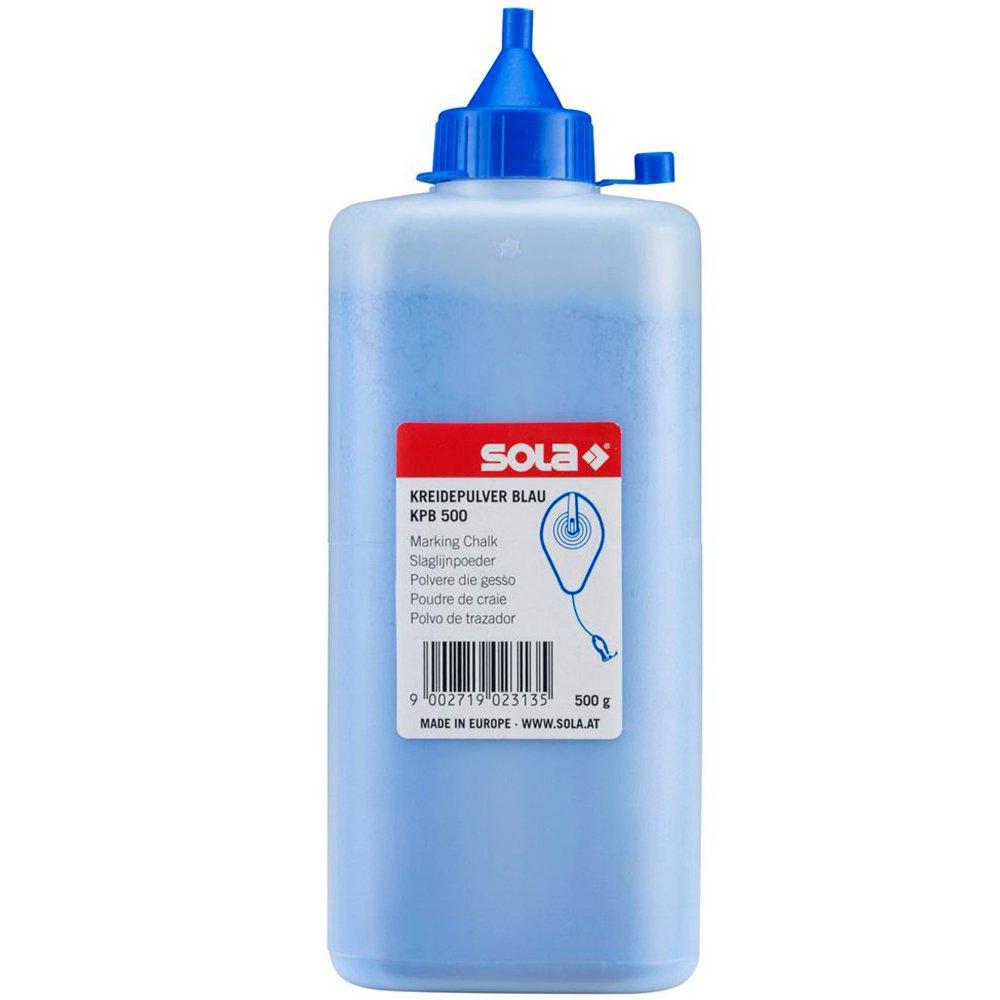 'Sola 66150901 tiralí neas de tiza'kpb-100 500 500 g en azul