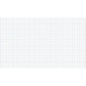 """Amazon.com : Quadrille Grid Blueprint and Graph Paper (8-1/2 x 14"""") : Office Products"""