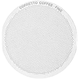 1 FINE Pro Reusable Filter for use in AeroPress Coffee Maker, Premium Stainless Steel, Brewing Guide Included & 100% Satisfaction Guarantee