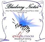 NV Wild Blossom Meadery & Winery Blueberry Nectar