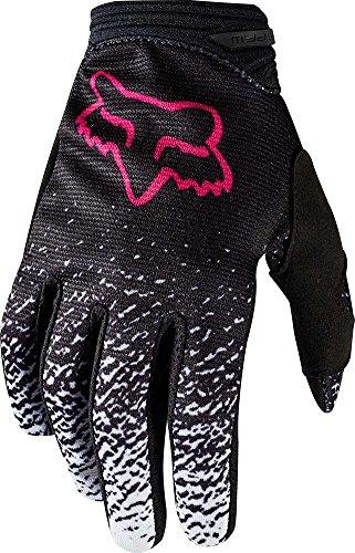 Fox Racing 2018 Youth Girls Gloves-Black/Pink-YL
